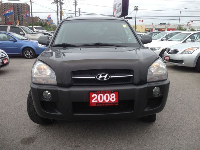 2008 Hyundai Tucson In House Finance Lease Bad Credit No Credit Approv Scarborough Ontario
