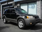 2002 Ford Escape XLT V6 4X4 LEATHER in Longueuil, Quebec