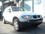 2005 BMW X3 2.5I in Longueuil, Quebec