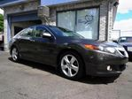 2009 Acura TSX PREMIUM PKG AUTOMATIQUE LEATHER in Longueuil, Quebec