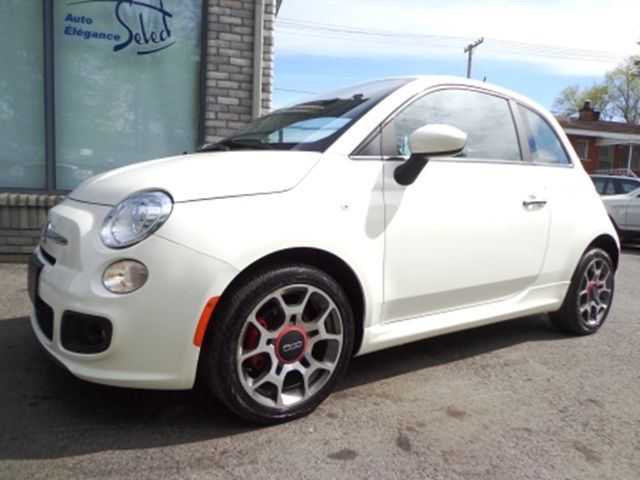 2012 fiat 500 sport mags automatique longueuil quebec used car for sale. Black Bedroom Furniture Sets. Home Design Ideas