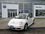 2009 Volkswagen New Beetle 2.5L, AUTO, SUNROOF, NO ACCIDENT CLEAN !! in Mississauga, Ontario
