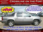 2007 Chevrolet CK Series 1500 LTZ / 4x4 / Crew Cab / Leather / Sunroof / DVD / A in Edmonton, Alberta