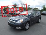 2010 Subaru Outback SOLD SOLD! PREMIUM LEATHER in Ottawa, Ontario