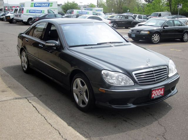 2004 mercedes benz s class s430 4 matic amg package