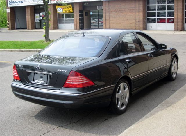 Used car and vehicle listings in kawartha region for Mercedes benz s class 2004