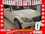 2008 Mercedes-Benz C-Class 2.5L in Scarborough, Ontario
