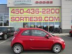 2013 Fiat 500 Pop in Saint-Jerome, Quebec