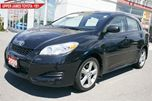2009 Toyota Matrix XR |The Black Beauty| in Hamilton, Ontario