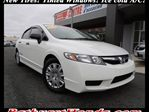 2010 Honda Civic DX-A!!! HONDA CERTIFIED! ICE COLD A/C! in Bathurst, New Brunswick