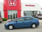 2009 Honda Civic DX-G Sedan 5-Speed AT in Winnipeg, Manitoba