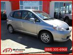 2007 Honda Fit LX w/Cruise Control in Lethbridge, Alberta
