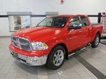2011 Dodge RAM 1500 4WD Laramie w/ Navigation & Rear DVD player in Kelowna, British Columbia