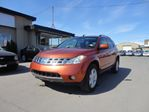 2005 Nissan Murano SL 6.99% FIXED RATE FINANCING OAC in Calgary, Alberta