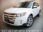 2013 Ford Edge SEL w/ 20'' CHROME! LTHR ROOF! MSRP was $40,729!! in Guelph, Ontario