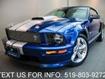 2008 Ford Mustang SHELBY GT350 CONVERTIBLE! 5-SPD MANUAL! ONLY 6,000 in Guelph, Ontario