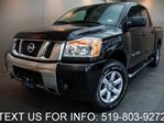2013 Nissan Titan SV 4WD CREW CAB! SIDE BARS! LOADED CERTIFIED! in Guelph, Ontario