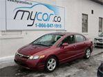 2008 Honda Civic LX w/Sunroof in North Bay, Ontario