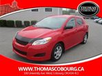 2009 Toyota Matrix 4 cyl, fuel efficient, reliable! in Cobourg, Ontario