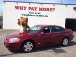 2009 Chevrolet Impala SS in Cambridge, Ontario