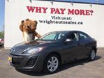 2011 Mazda MAZDA3 GS SUNROOF LEATHER in Cambridge, Ontario