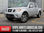 2012 Nissan Frontier PRO-4X | Leather | Sunroof in Ottawa, Ontario
