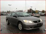 2005 Honda Civic LX $ 7,995.00 in Winnipeg, Manitoba