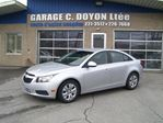 2012 Chevrolet Cruze           in SAINT-GEORGES-DE-BEAUCE, Quebec