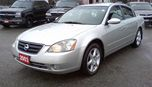 2003 Nissan Altima S $5,995.00 in Winnipeg, Manitoba