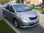 2011 Toyota Sienna DUAL DVD  4CYL in Scarborough, Ontario