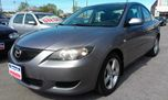 2004 Mazda MAZDA3 GS,  -AUTO, S-ROOF, ALLOY RIMS, SEDAN in Toronto, Ontario