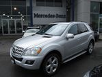 2010 Mercedes-Benz M-Class ML350 BlueTEC 4MATIC in Ottawa, Ontario