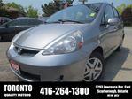 2008 Honda Fit DX, ONE OWNER, OFF LEASE!! in Scarborough, Ontario