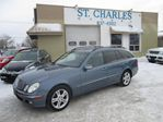 2004 Mercedes-Benz E-Class 5.0L 4MATIC in Winnipeg, Manitoba