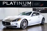 2009 Maserati GranTurismo 4.7S / PADDLE SHIFT/ NAVIGATION in North York, Ontario