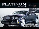 2005 Bentley Continental AWD COUPE, NAVI, LEATHER, WOOD TRIM in North York, Ontario