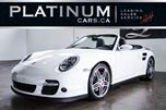2008 Porsche 911 TURBO / CONVERTIBLE/ NAVIGATION/ TIP/ SPORTS CRONO in North York, Ontario