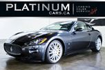 2011 Maserati GranTurismo 4.7 S / PADDLE SHIFTS/ BOSE/ NAVIGATION in North York, Ontario