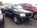 2000 Jeep Grand Cherokee SUV in Bolton, Ontario