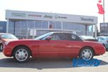2002 Ford Thunderbird Removable Top Popular - Immaculate Condition! in Calgary, Alberta