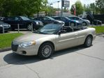 2006 Chrysler Sebring LX Décapotable in Salaberry-De-Valleyfield, Quebec