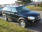2005 Pontiac Montana SV6           in Salaberry-De-Valleyfield, Quebec