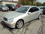 2003 Mercedes-Benz C-Class Kompressor 1.8L XTRA CLEAN LEATHER SUNROOF in Ottawa, Ontario
