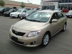 2010 Toyota Corolla LE     Top of the line Corolla LE     1-owner    l in Scarborough, Ontario