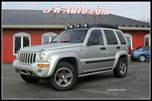 2004 Jeep Liberty Trail Rated 4x4 Renegade in Richmond, Quebec