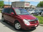 2008 Kia Sedona 7PSGR  DVD in Scarborough, Ontario