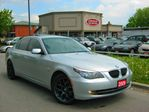 2009 BMW 5 Series 528 XDRIVE CANADIAN UPGRADED WHEELS in Scarborough, Ontario