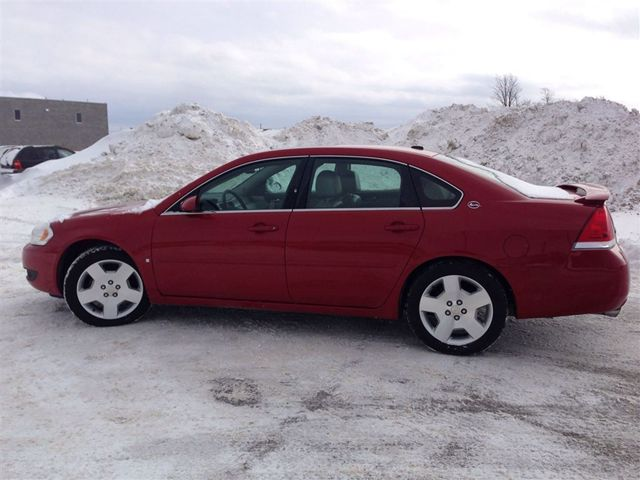 2008 chevrolet impala ss barrie ontario used car for sale. Black Bedroom Furniture Sets. Home Design Ideas