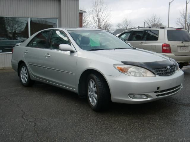 2002 toyota camry xle ottawa ontario used car for sale. Black Bedroom Furniture Sets. Home Design Ideas