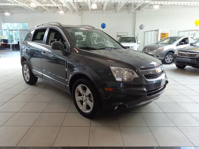 2013 chevrolet captiva ltz gatineau quebec used car for. Black Bedroom Furniture Sets. Home Design Ideas
